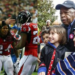 John Lewis: Atlanta congressman on Donald Trump, Falcons, Super Bowl 51