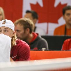Davis Cup player fined