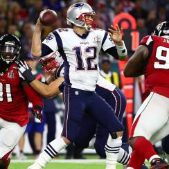 tom brady super bowl 51 patriots falcons