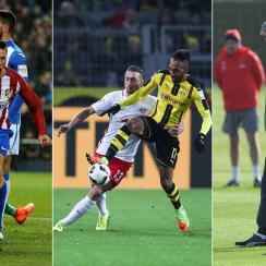 Fernando Torres, Pierre-Emerick Aubameyang and Arsene Wenger make headlines around Europe