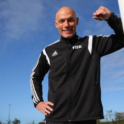 Howard Webb will work for PRO and head its video replay program