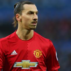 Zlatan Ibrahimovic has excelled in his first season at Manchester United