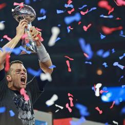 No quarterback has played in or won more Super Bowls than Tom Brady.