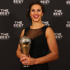 Carli Lloyd will sign with Manchester City