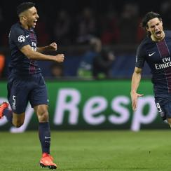PSG thrashes Barcelona in Champions League