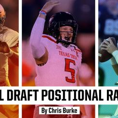 NFL draft rankings: 2017 top 10 prospects by position