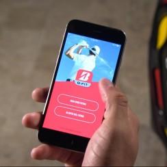 A look at the new BFIT app from Bridgestone Golf.