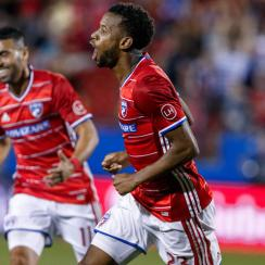 Kellyn Acosta fired FC Dallas to a win over the LA Galaxy