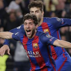 Twitter reacts to Barcelona's insane comeback in the Champions League vs. PSG.