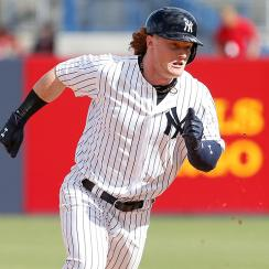Clint Frazier, New York Yankees