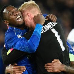 Leicester City stuns Sevilla to reach the Champions League quarterfinals