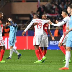 Monaco ousts Manchester City from the Champions League