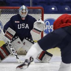 The U.S. women's national hockey team is boycotting the world championship's over a compensation dispute