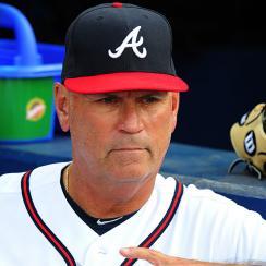 Brian Snitker, Atlanta Braves