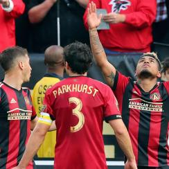 Atlanta United has scored 10 goals in its last two games