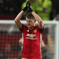 Bastian Schweinsteiger has left Manchester United for the Chicago Fire