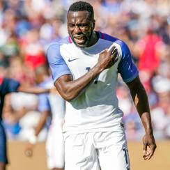 Jozy Altidore and the USMNT face Honduras in World Cup qualifying