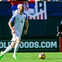 Michael Bradley captains the USMNT vs. Honduras in a World Cup qualifier