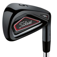 The new Titleist Limited Edition AP1 Smoke iron.