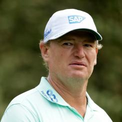 Ernie Els's nickname refers to his smooth swing but doesn't necessarily apply to his personality.