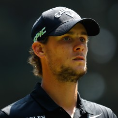 Thomas Pieters recently earned special temporary membership on the PGA Tour.