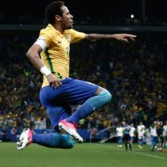 Neymar and Brazil have qualified for the World Cup