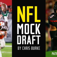 NFL Mock Draft 2017: Predictions, picks for first, second, third rounds