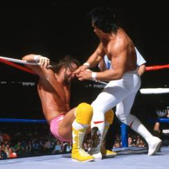 WrestleMania 33 challenge from WWE's Ricky Steamboat