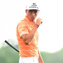 Rickie Fowler's career best finish at Augusta National was T5 in 2014.