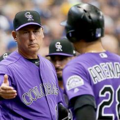 Bud Black, Colorado Rockies