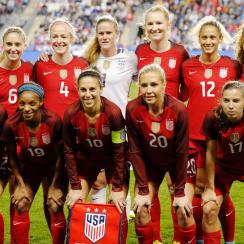 The U.S. women's national team has agreed to a new CBA with U.S. Soccer
