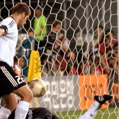 Torsten Frings was involved in a controversial play in the USA's World Cup quarterfinal vs. Germany in 2002