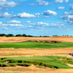 Erin Hills will host the first ever Men's U.S. Open in the state of Wisconsin.