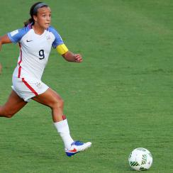 Mallory Pugh is leaving UCLA for a pro career
