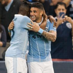 Sporting Kansas City is one of two unbeatens left in MLS
