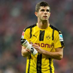 Christian Pulisic was on the Dortmund bus that was attacked