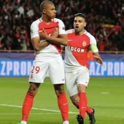 Monaco beats Dortmund to reach the Champions League semifinals