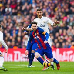 Barcelona meets Real Madrid in El Clasico