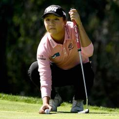 Lydia Ko is on to yet another caddie this week in Texas.