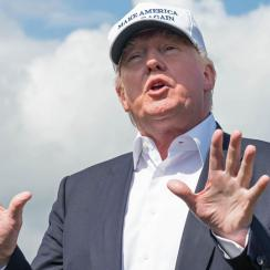 Donald Trump's Bedminster will host the U.S. Women's Open this summer.