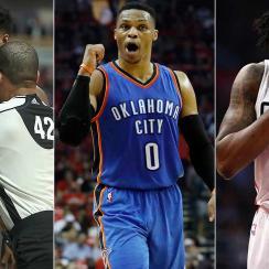 NBA playoffs: Report card
