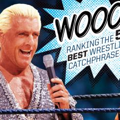 Best WWE wrestling catchphrases ever: The Rock, Ric Flair