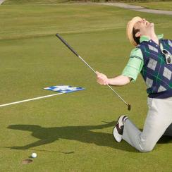 Now we know what REALLY drives golfers nuts on the course.