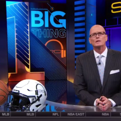 ESPN layoffs: Scott Van Pelt's SportsCenter tribute (video)