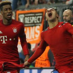 Bayern Munich extends deals for Thiago Alcantara and Kingsley Coman