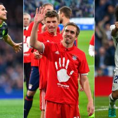 Pedro, Philipp Lahm and Marcelo star for their clubs around Europe