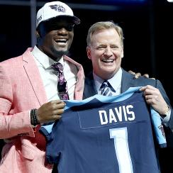 Fantasy football 2017: NFL draft reactions, rookies to watch