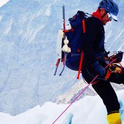 Jeff Glasbrenner Everest