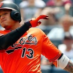 Manny Machado, Baltimore Orioles