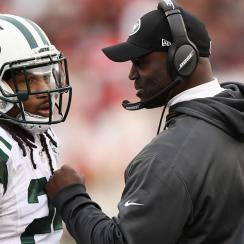 Jets rebuild: Woody Johnson, Todd Bowles have different views on the future